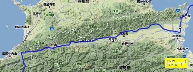 s-讃岐山脈.jpg - 真っすぐ走ろ...